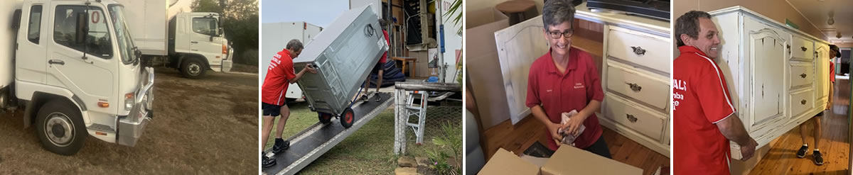 Highfields Removals handles every aspect of your move